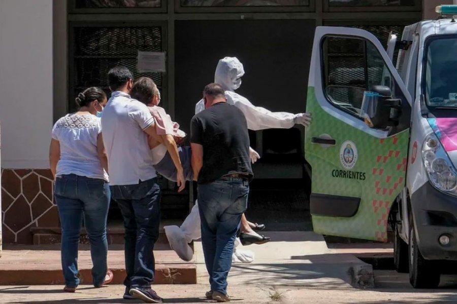 Corrientes: Un hombre de 69 años falleció por Coronavirus
